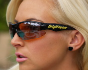 Brigitewear HD Sunglasses and jewelry