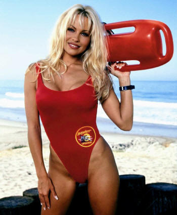 Add a Baywatch patch to your bathing suit for $9.95