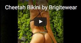 Cheetah Bikini