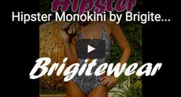 Video Hipster Monokini