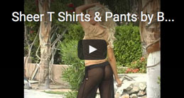 Video Sheer Shirts And Pants