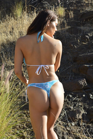 Thong bottom